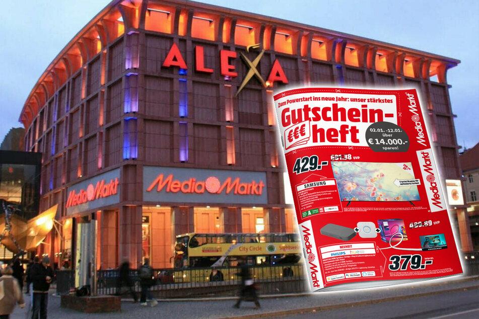 MediaMarkt Berlin veröffentlicht Gutscheinheft mit mega ...