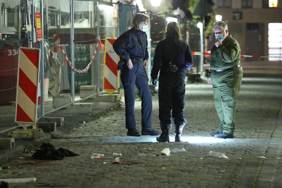Tötungsdelikt in Dresdner Innenstadt: Polizei richtet Sonderkommission ein
