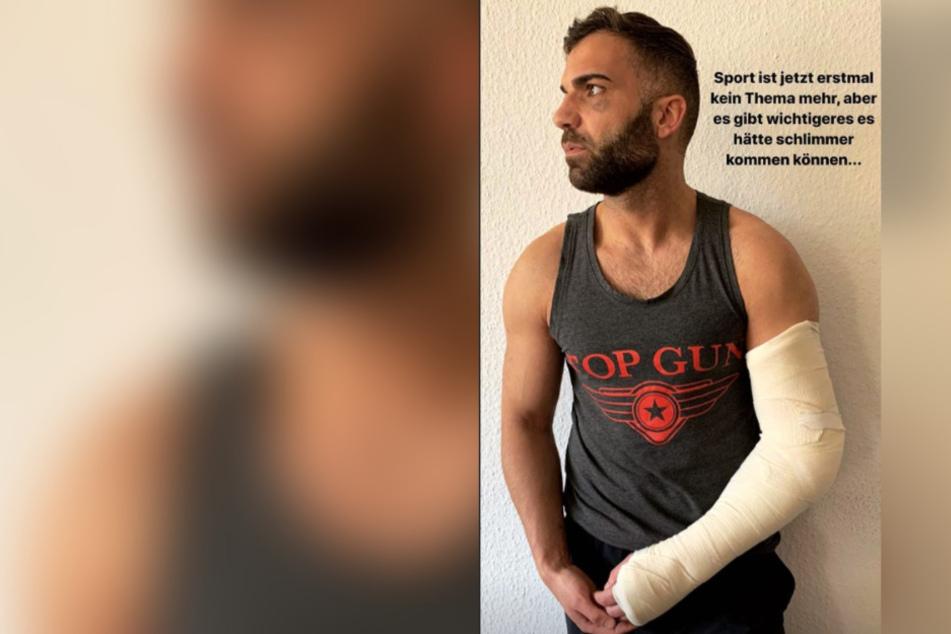 Wurde Rafi Rachek verprügelt, weil er schwul ist?