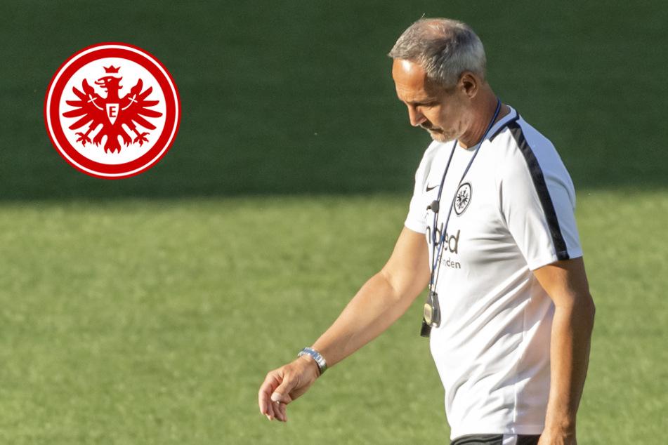 Dank extralanger Vorbereitung: So will Trainer Hütter die Eintracht optimieren