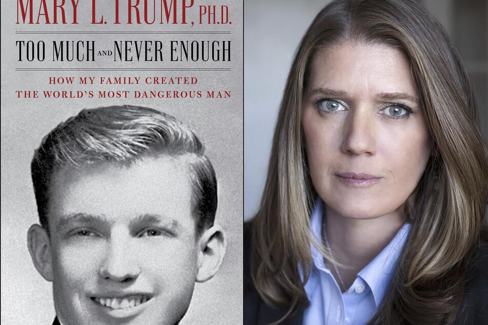 Das Enthüllungsbuch der Nichte von US-Präsident Trump soll bereits in der kommenden Woche erscheinen - zwei Wochen früher als geplant.