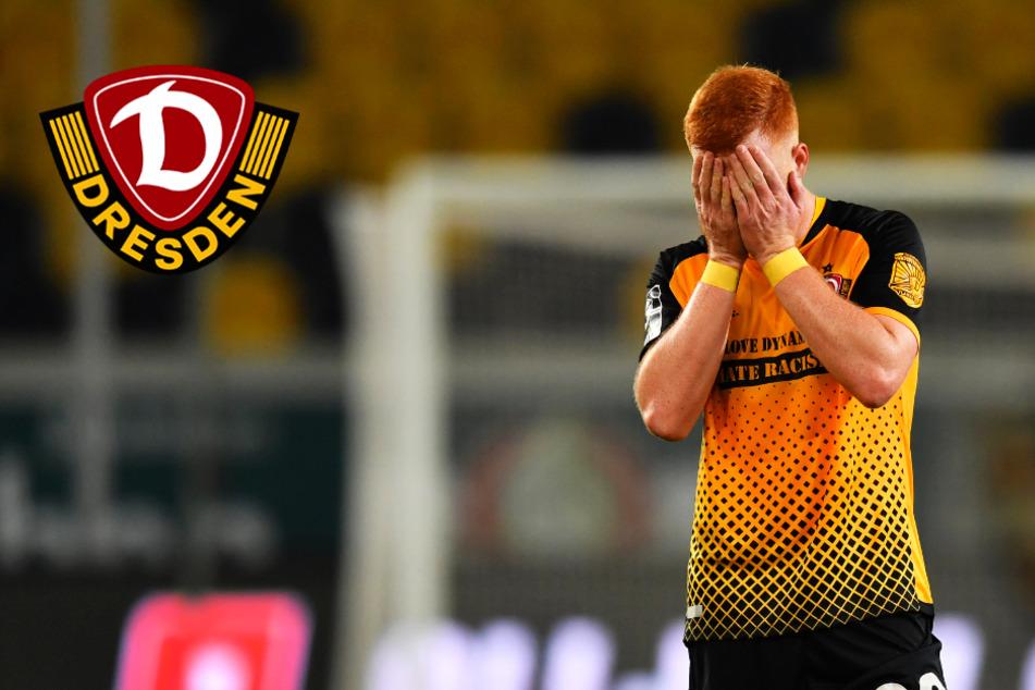 Dynamos ganz schwache Ausbeute: SGD braucht 126 Minuten für ein Tor!