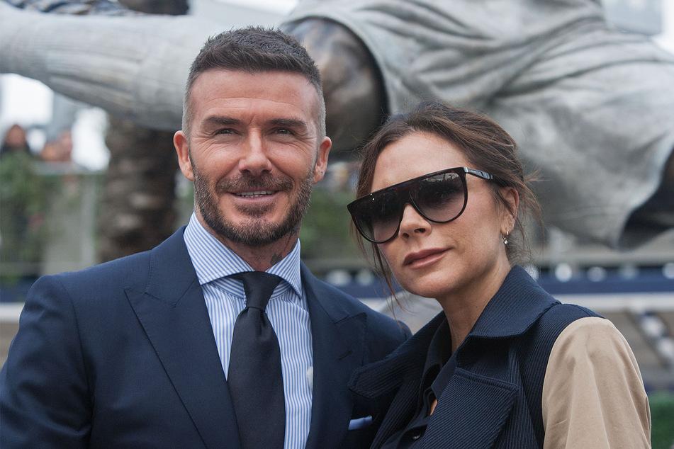 David (45) und Vicotoria Beckham (46) sind stolz auf ihren Sohn.