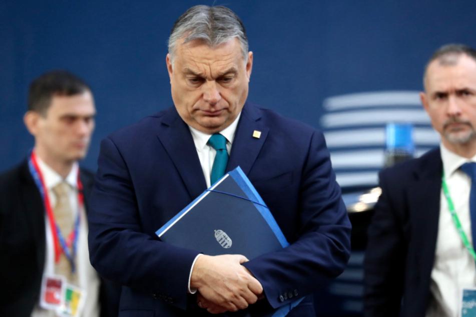 Viktor Orban, Ministerpräsident von Ungarn.