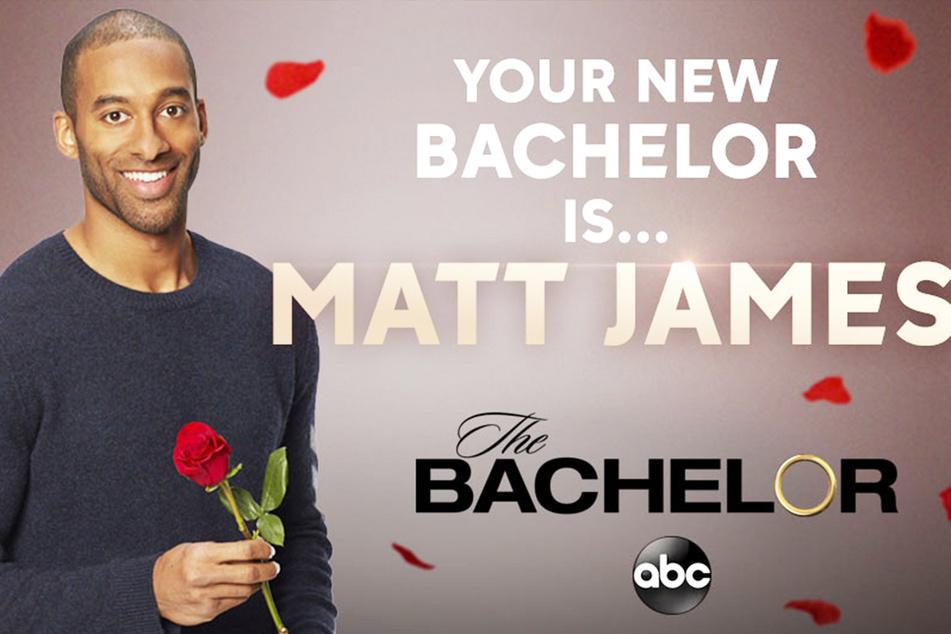 Matt James präsentiert sich sympathisch als neuer Bachelor auf dem US-Sender abc.