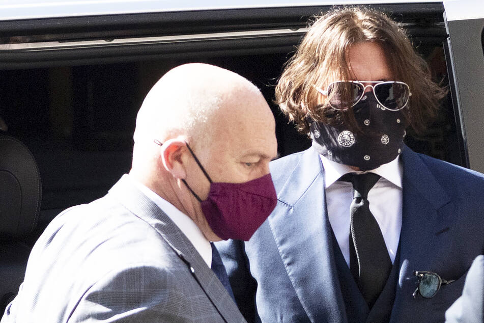 Hat er seine Ex geschlagen? Schauspieler Johnny Depp vor Gericht