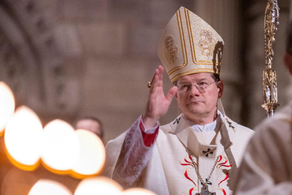 Erzbischof Stephan Burger findet deutliche Worte.