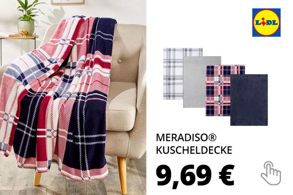 MERADISO® Kuscheldecke