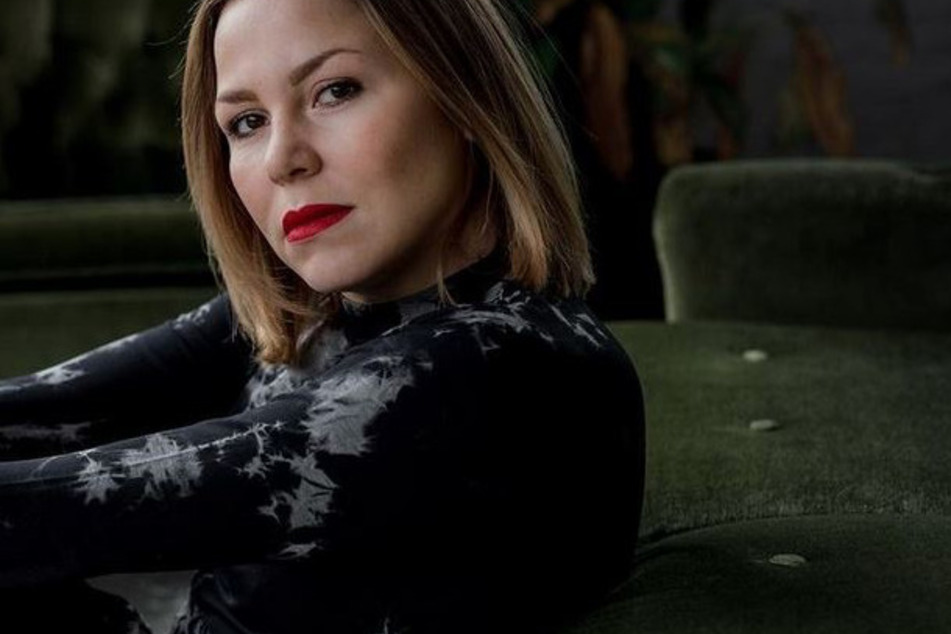 Franziska van der Heide (29) spielt bei AWZ die Rolle der Ina Ziegler.