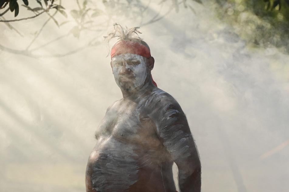 Nach einem Vorfall aus dem Jahr 2020 wurde nun wieder ein Höhlenunterschlupf der australischen Ureinwohner Aborigines beschädigt. (Symbolbild)