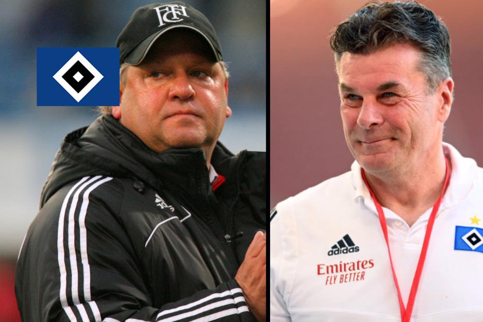 """Ex-HSV-Trainer Pagelsdorf: """"Dieter Hecking kann meinen Rekord knacken"""""""