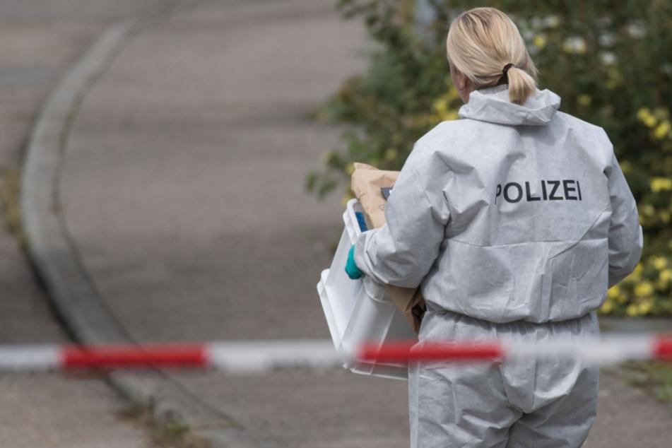 Gewaltverbrechen? Mutter und Kind tot gefunden