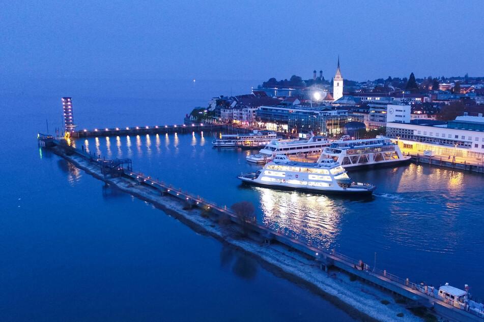 Zahlreiche Bodensee-Schiffe starten nach Corona-Verzögerung in die Saison. (Symbolbild)