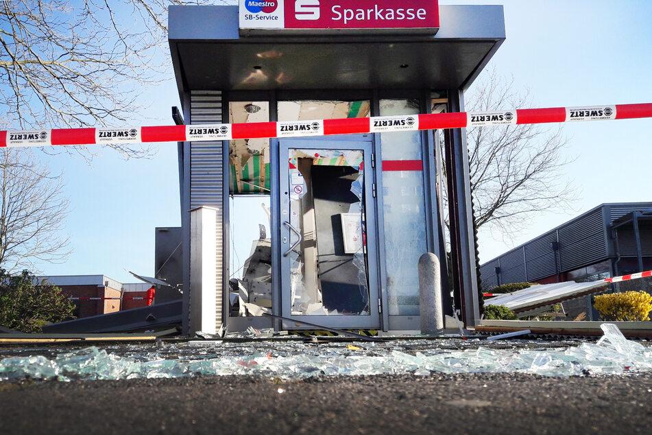 Nicht im Griff: Geldautomaten-Gangster erbeuteten mehr als 30 Millionen Euro!