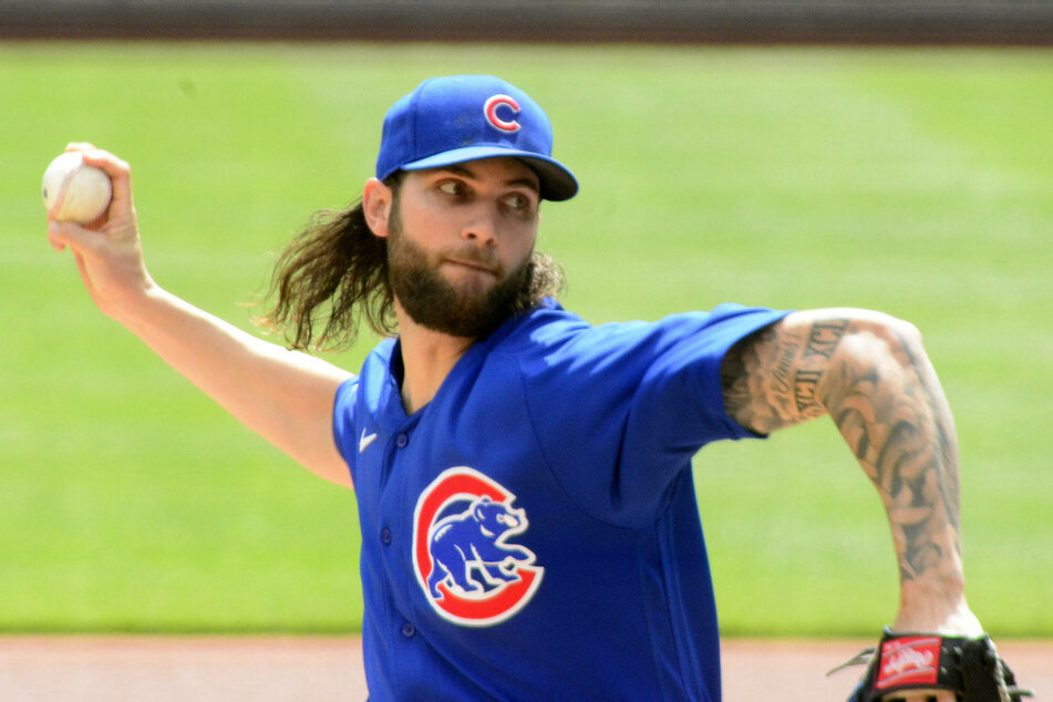 Chicago Cubs starting pitcher Trevor Williams got his second win of the season, pitching against the Braves on Saturday