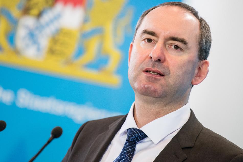 FW-Parteichef Hubert Aiwanger zeigte sich zufrieden. (Archivbild)