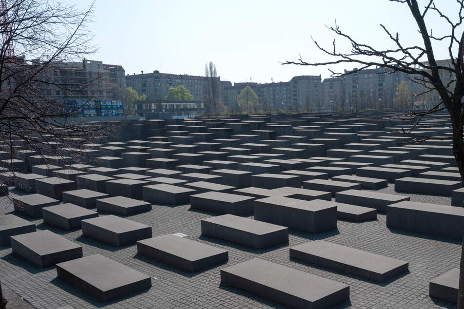 Das Holocaust-Mahnmal in Berlin. (Archivbild)