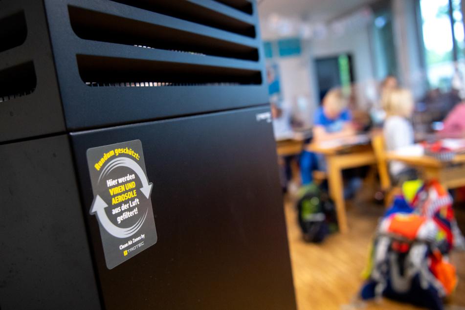 Luftfilter zum Schutz gegen das Coronavirus fordert die SPD nicht nur in Schulen, sondern ab sofort auch in allen NRW-Kindergärten.