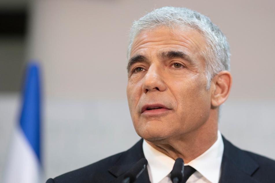 Jair Lapid (57), Vorsitzender der Partei Yesh Atid in Israel, kritisierte Polen scharf.