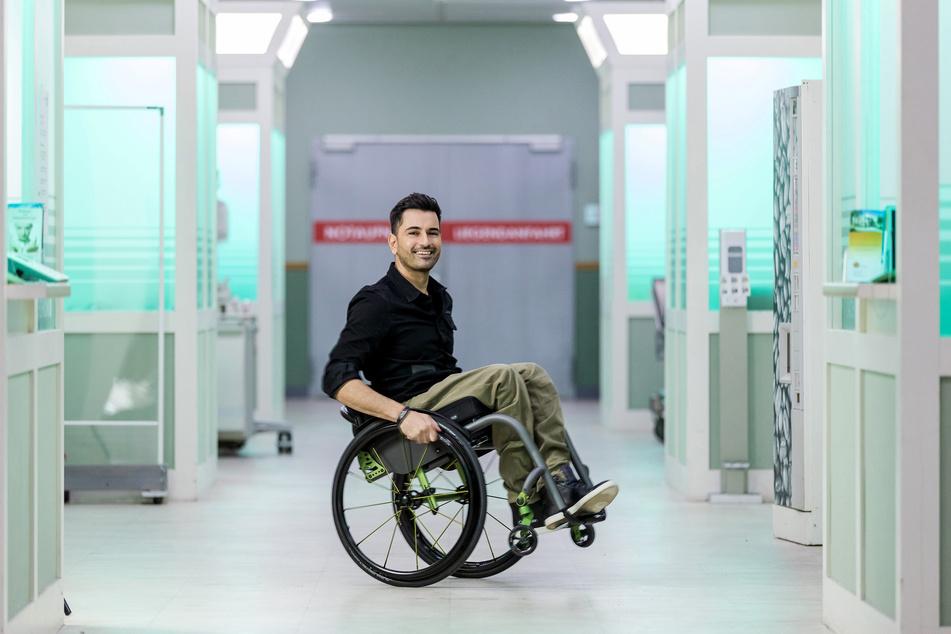 """Tan Caglar (41) wird bei """"In aller Freundschft"""" den Viszeralchirurg Dr. Ilay Demir spielen."""