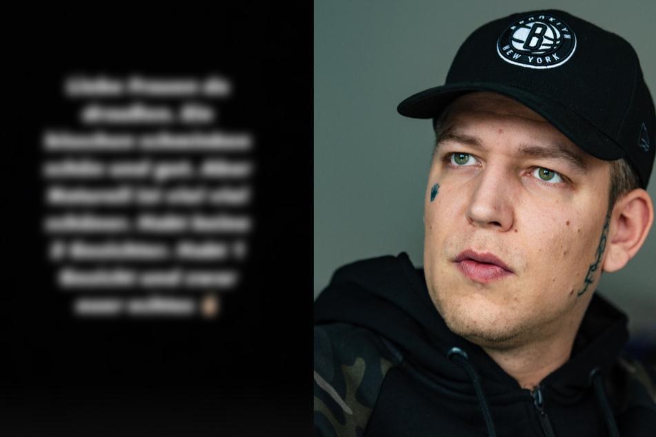 """Twitch-Star MontanaBlack mit klarer Ansage: """"Liebe Frauen da draußen..."""""""