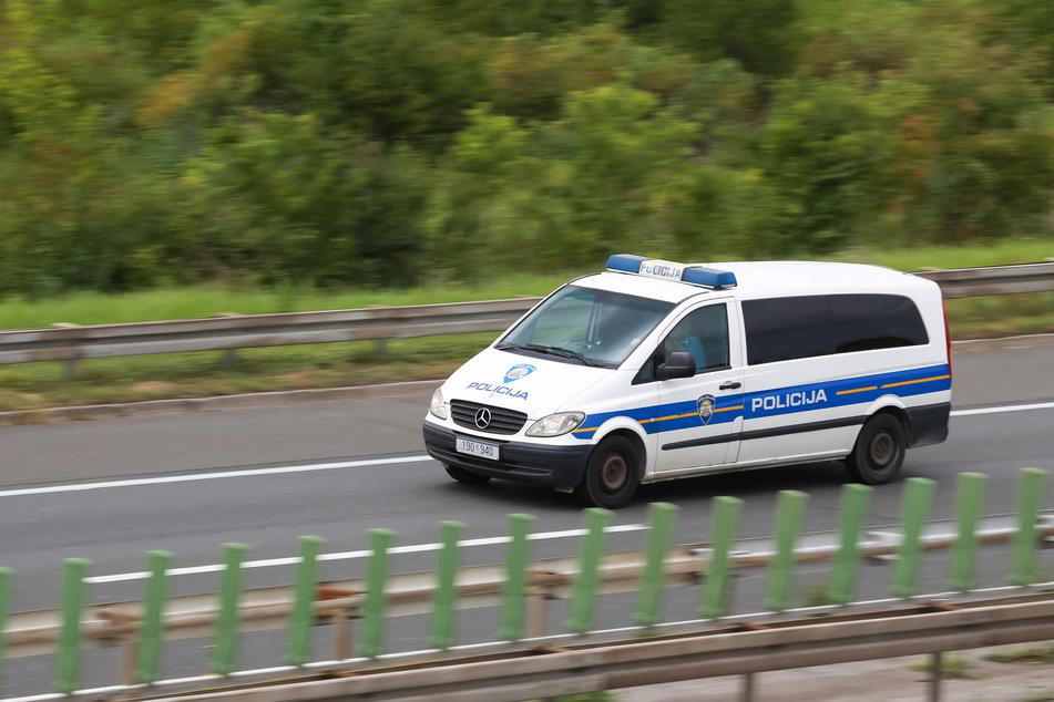 Die Polizei in Kroatien ermittelt gegen die beiden Staatsbeamten.