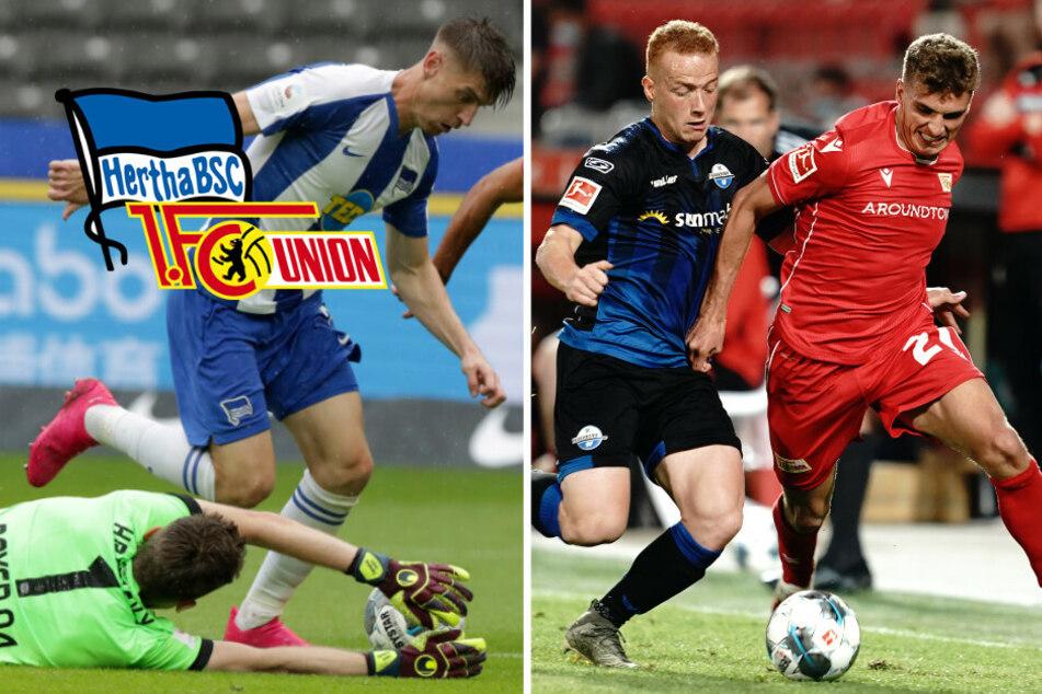 Hertha entscheidet die Champions-League-Qualifikation, Union den Abstieg