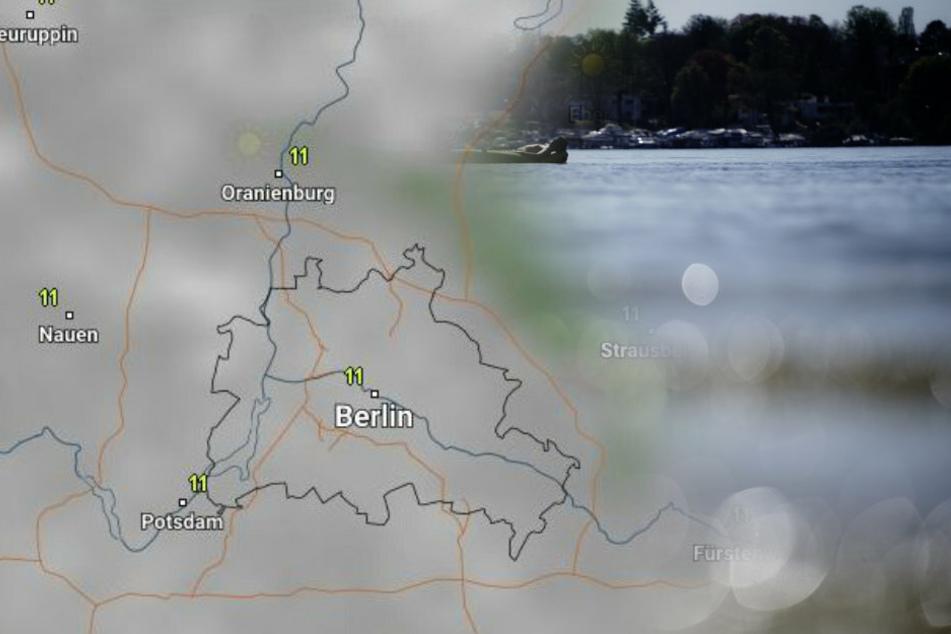 Sonne-Wolken-Mix: So wird das Wetter am Wochenende in Berlin und Brandenburg