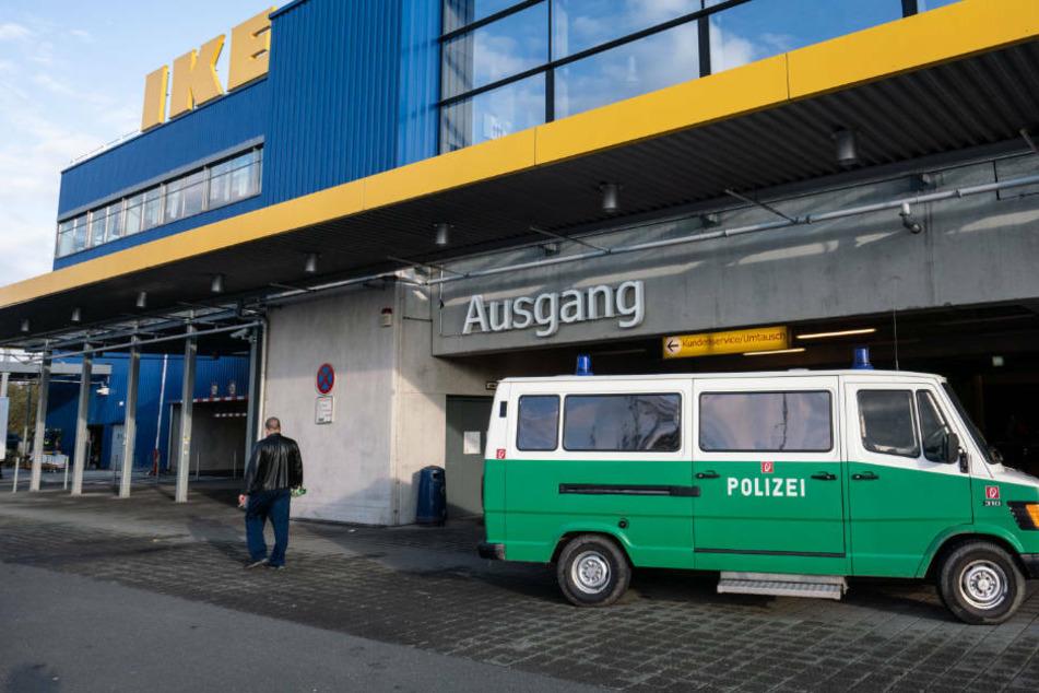 """Angeschossener Geldbote vor Ikea Thema bei """"Aktenzeichen XY ... ungelöst"""""""