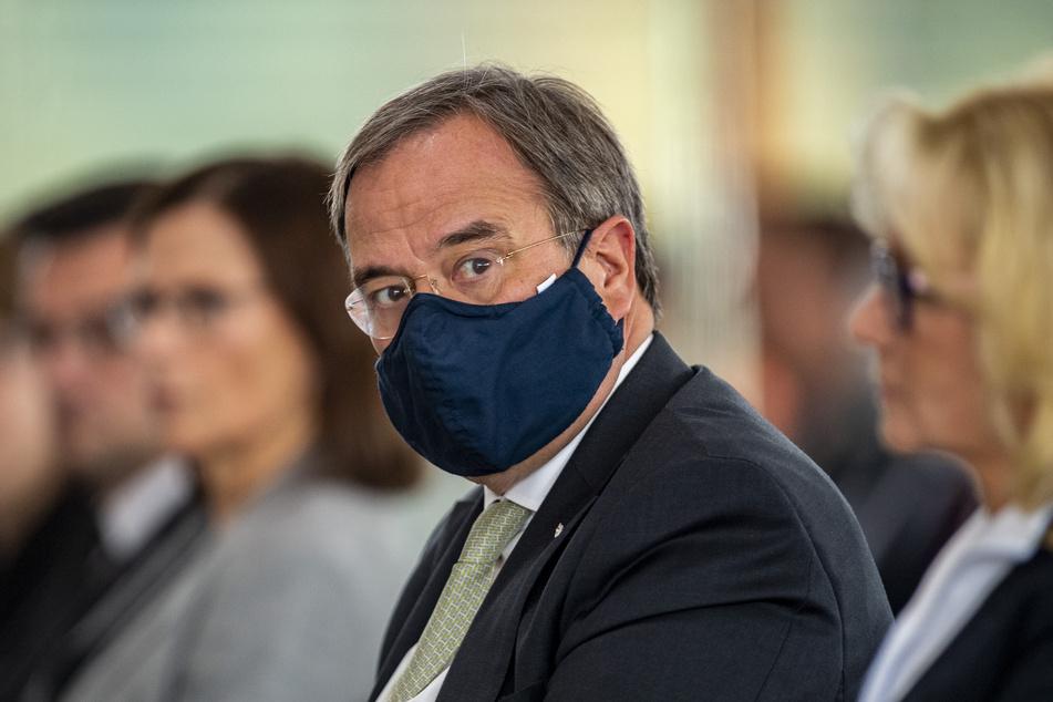 Armin Laschet (CDU) ist der Ministerpräsident von Nordrhein-Westfalen.