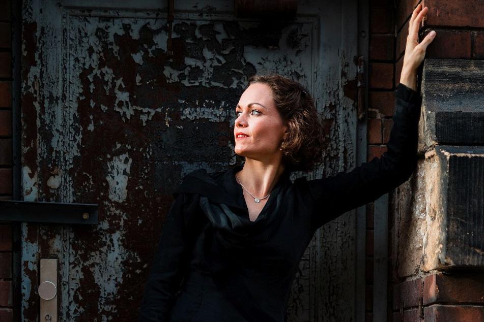 """Sopranistin Olivia Delauré (33) hofft sehr darauf, bald wieder auf der Bühne stehen zu dürfen: """"Ich brauche die Musik."""""""
