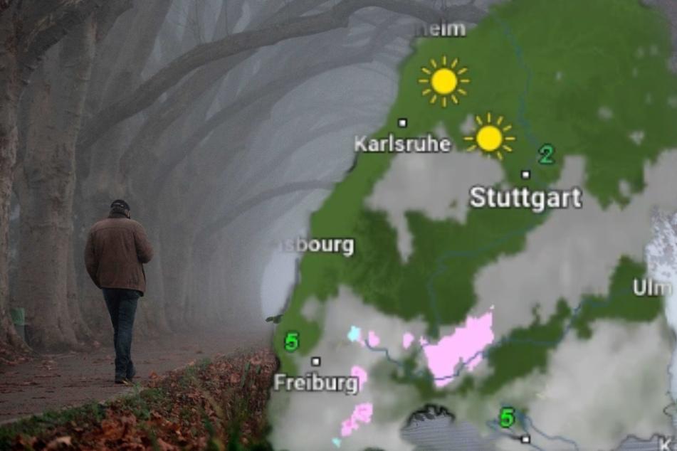 Kommt nach dem Frost die Sonne durch? So wird das Wochenend-Wetter im Ländle