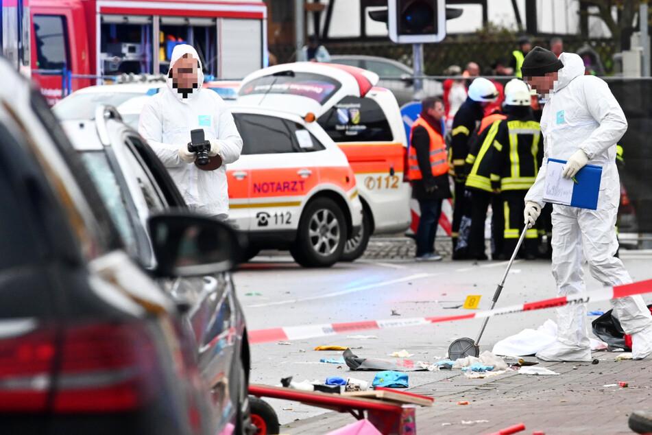 Blutige Auto-Attacke auf Rosenmontagsumzug: Angeklagter schweigt beim Prozess-Auftakt