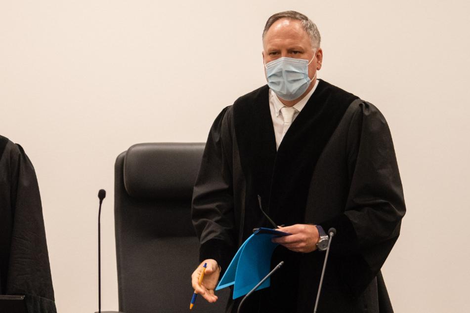 Der Vorsitzende Richter Markus Bader sprach das Urteil