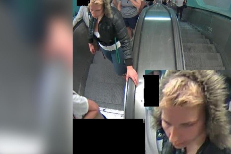Tatort Alexanderplatz: Wer kennt diese U-Bahn-Schlägerin?