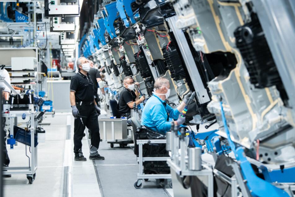 Ab 2021 sollen drei neue Daimler Elektro-Modelle produziert werden