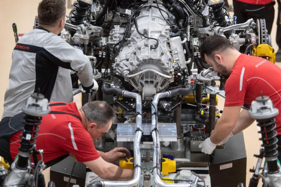 Porsche-Abgasskandal: Weitere Hinweise auf Manipulationen bei Benzinern