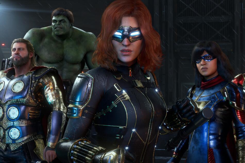 """Einer der größten Kritikpunkte ist dabei leider das Kampfsystem: Die Steuerung fühlt sich ungenau an und gerade Helden wie Hulk und Thor wirken aufgrund des Service-Game-Charakters und """"Bullet Sponges"""", als würden sie nur mit halber Kraft zuhauen. Wirkliches Helden-Gefühl kommt da nur selten auf."""