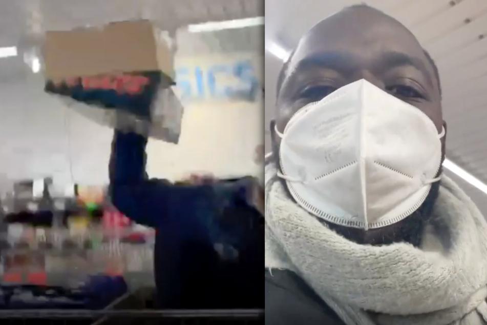 """Rassismus-Skandal bei Aldi Nord: """"Wo steht denn, dass ich N*gerkuss nicht mehr sagen darf?"""""""