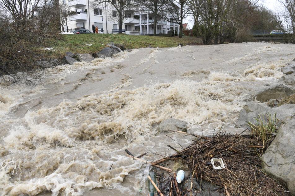 überschwemmungen Baden Württemberg