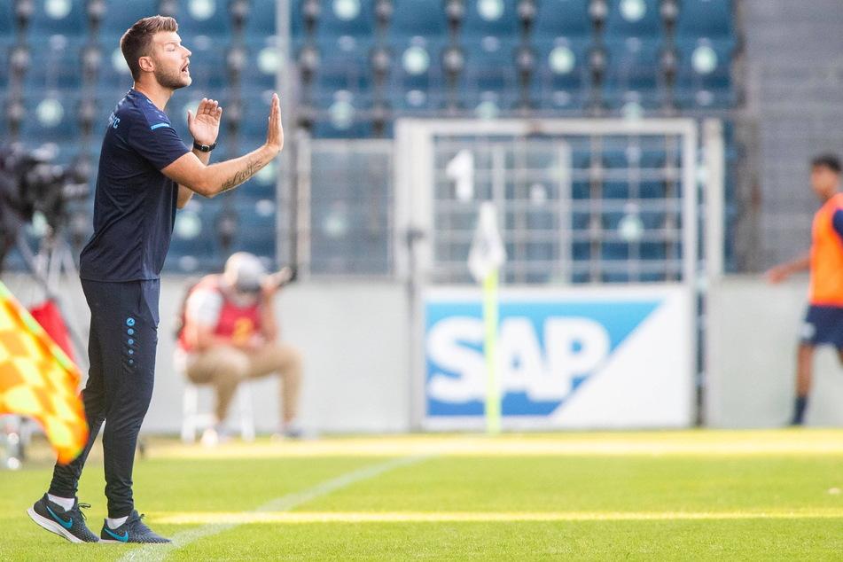In Babelsberg setzte CFC-Trainer Daniel Berlinski (35) verstärkt auf die Jugend, hatte sechs unter 20-Jährige im Kader.