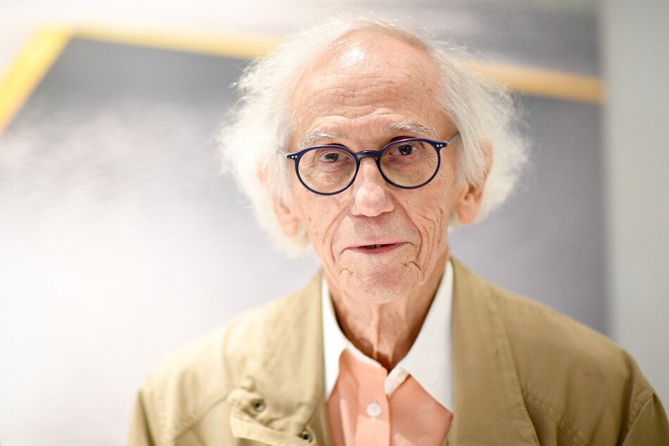 Verhüllungskunst: Christo im Alter von 84 Jahren verstorben