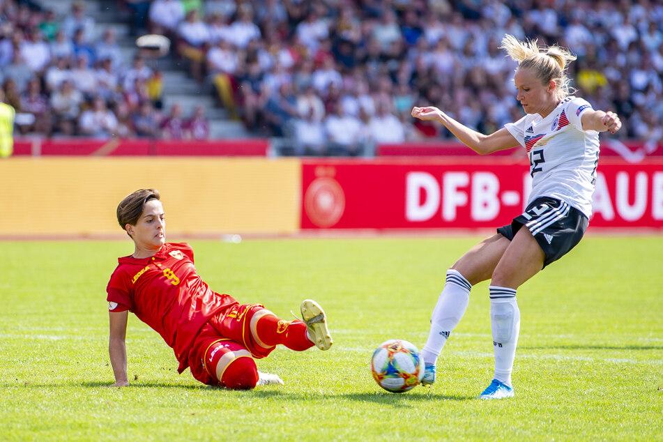 Deutsche Nationalspielerin schreibt an ihrer Doktorarbeit