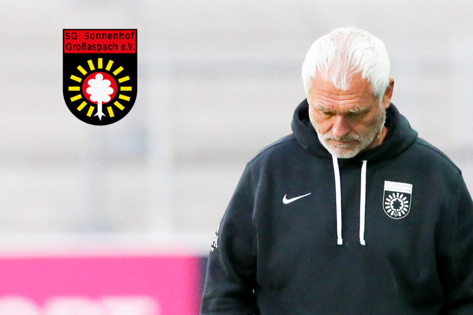 SG Sonnenhof Großaspach steht als zweiter Absteiger aus der 3. Liga fest