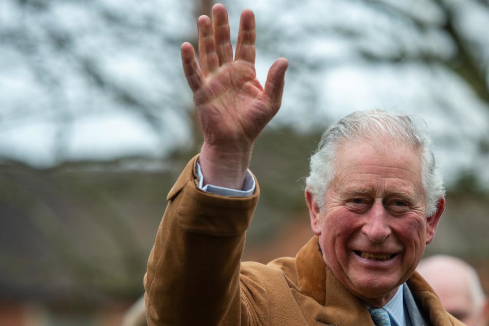 Bewegende Worte: Prinz Charles meldet sich aus Quarantäne