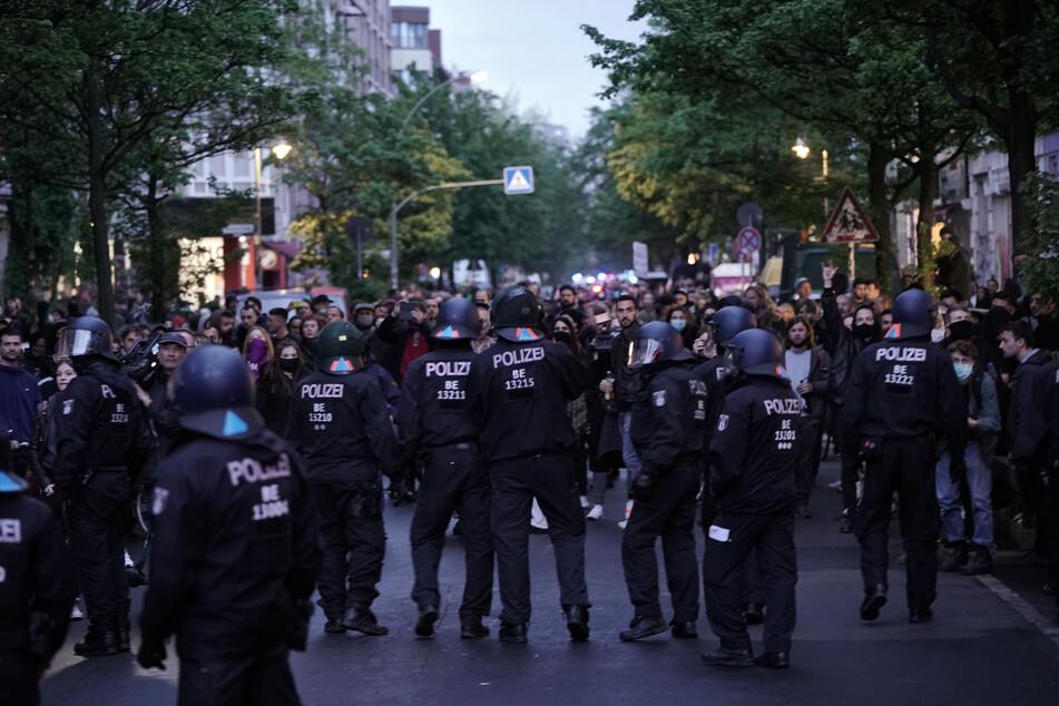 Auch in diesem Jahr wird am 1. Mai in Berlin demonstriert.