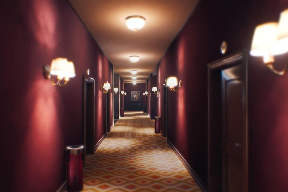 "Erinnert nicht nur wegen der langen Korridore an das ""Overlook""-Hotel aus Stanley Kubricks ""The Shining""-Verfilmung."