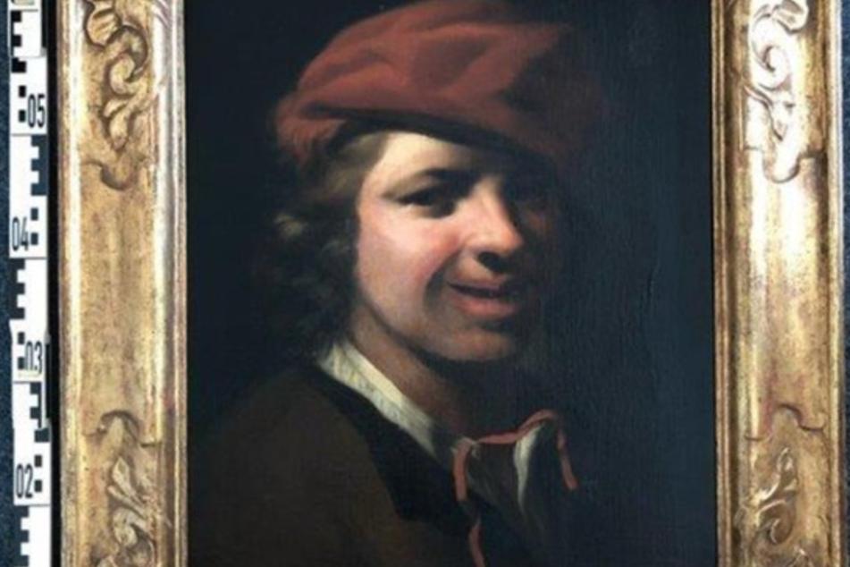 Dieses Werk stammt wohl von Rembrandt-Schüler Samuel van Hoogstraten (1627-1678).