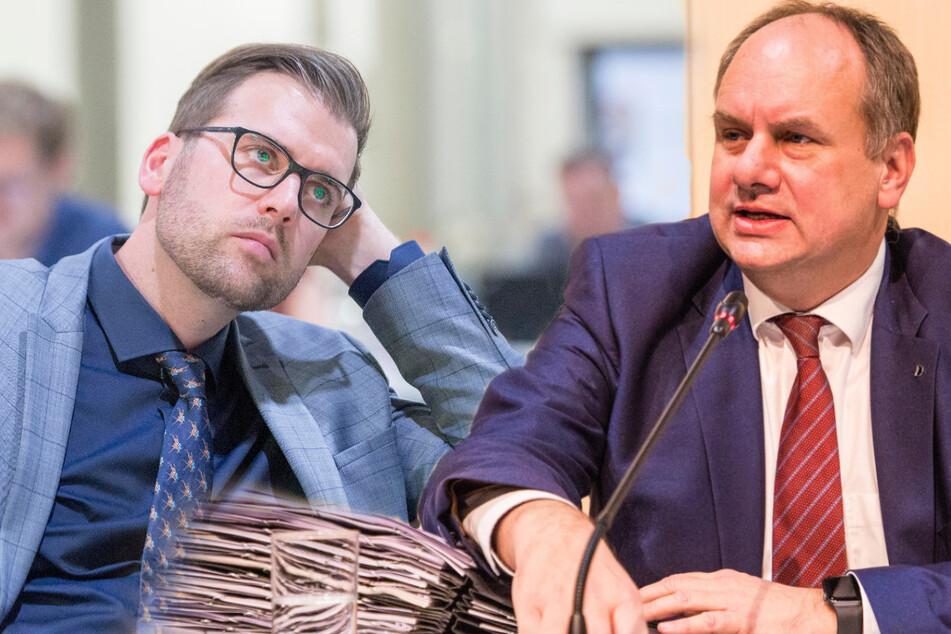 Stadträte fordern Corona-Ausschuss: OB Hilbert ist dagegen!