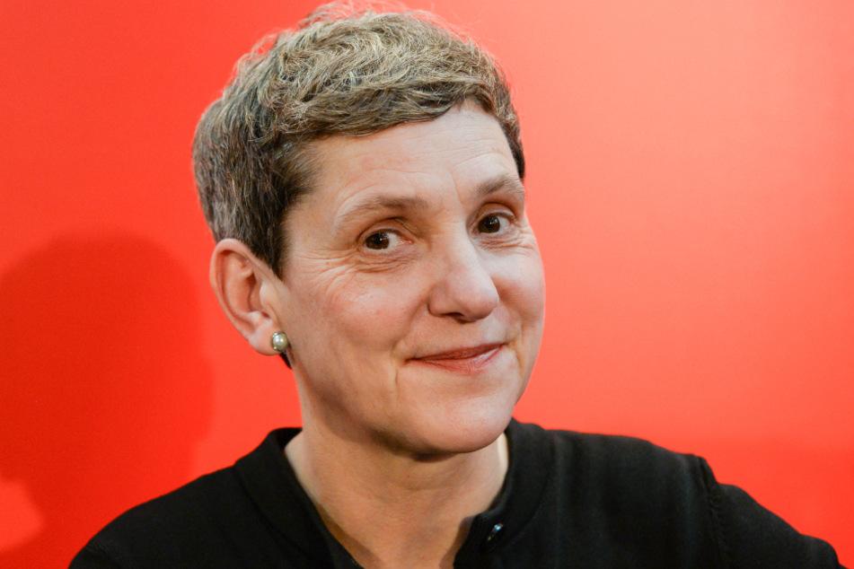 Die Schriftstellerin Felicitas Hoppe (59) ist als Erzählerin bei dem Festival mit dabei. (Archivbild)